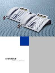 siemens telephone optipoint 500 economy pdf user u0027s manual free