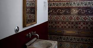 bathroom splashback ideas bathroom splashback ideas with vintage tiles reclaimed tile company