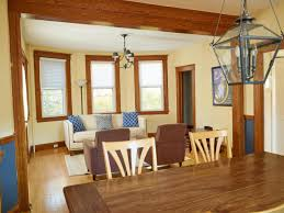 dining room makeovers colorful and cozy living and dining room makeover hgtv igf usa