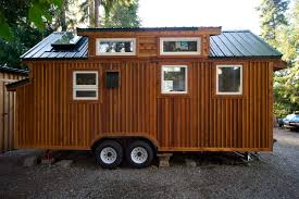 tiny cabin on wheels this tiny cottage on wheels has a two person sauna inside