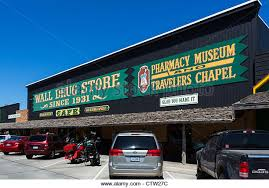 South Dakota travelers stock images Wall drug store stock photos wall drug store stock images alamy jpg