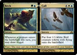 Mtg Card Design A Brief History Of Split Cards And The Amonkhet Aftermath By