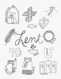 25 ideas easter coloring pages lent