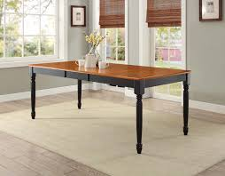 Dining Room Furniture Maryland by Better Homes And Gardens Autumn Lane Dining Table With Leaf Black