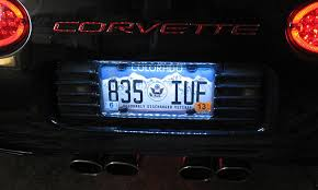 c5 corvette led lights led custom exterior corvette lights