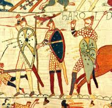 bayeux tapestry middle ages kids