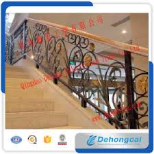 Wrought Iron Railings Interior Stairs China Luxury Interior Wrought Iron Railing Stair Handrail Stair