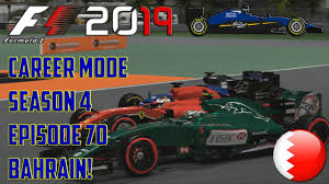 bahrain gp lexus crash challenge what challenge f1 2016 career mode season 4 episode 2
