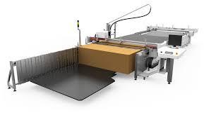 Commercial Fabric Cutting Table Kongsberg Cutting Tables U0026 Digital Cutters Esko