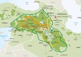 Syria Turkey Map by With Kurdistan A New Map U2013 Medya Magazine