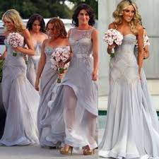 designer bridesmaid dresses judd on nye just the and bridesmaids all wore gowns by