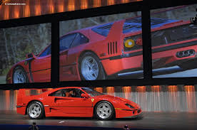 1991 f40 for sale auction results and data for 1991 f40 rm auctions