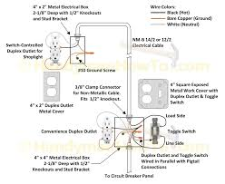 how to wire a light switch from an outlet diagram saleexpert me