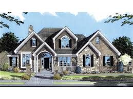 French Country House Plan Eplans French Country House Plan Great Room With A Spectacular