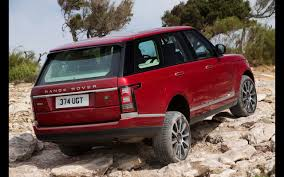 red land rover 2013 land rover range rover in morocco red rocks 8 1280x800