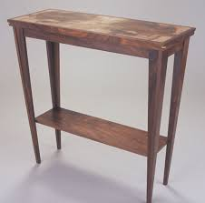 narrow entryway console table the narrow entryway table cole papers design how to decorate a