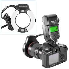 neewer macro ring led light neewer macro ring flash light with led af assist l for canon e