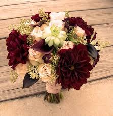 burgundy flowers best 25 burgundy wedding flowers ideas on maroon