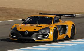 renault sport rs renaultsport r s 01 makes appearance at gt tour season finale