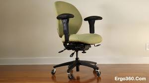 Bestoffice by Ergo360 Best Office Chair With Custom Upholstery Rollerblade