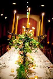 candelabra centerpiece 10 lovely candelabra centerpieces for wedding receptions