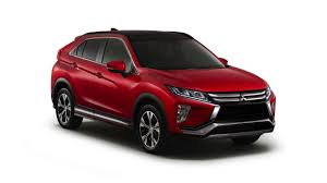 mitsubishi red this is the new mitsubishi eclipse cross top gear
