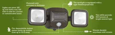 battery operated security lights mr beams mb3000 high performance wireless battery powered motion