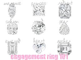 diamond ring cuts engagement ring guide what to before you buy southern
