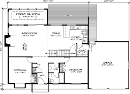 1 story home floor plans