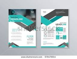 cover layout com abstract cover layout design template marketing stock vector hd