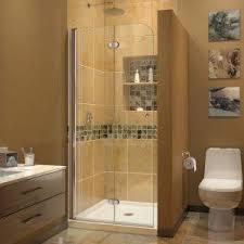 china xu te latest 36inx 74in open type folding shower door