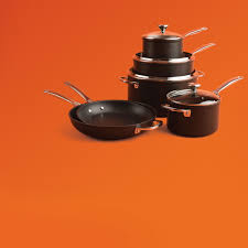 toughened nonstick cookware le creuset