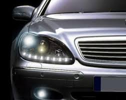 mercedes aftermarket headlights 00 05 mercedes w220 led projector headlights r8 style