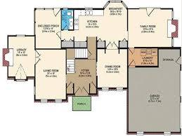 Multi Level House Floor Plans 100 Floor Plans With Open Concept Open Floor Plan Living