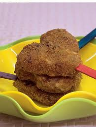 hearty cutlets finger foods for kids recipe by tarla dalal