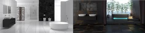 Bathroom Design Photos 10 Gorgeous Bathrooms With Black Tile Bathroom Decor