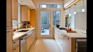 best sensational galley kitchen remodel remove wall 5904