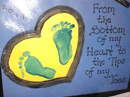 10 grandchildren handprint poems for grandparents baby
