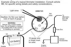 mf 255 ammeter wiring diagram ammeter circuit digital voltmeter