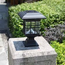Solar Lights Outdoor Aliexpress Com Buy New Retro Waterproof Led Solar Panel Lamps
