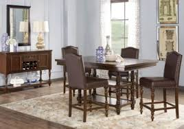 High Dining Room Chairs - Tanshire counter height dining room table price