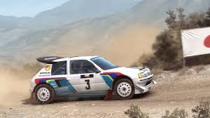 peugeot 205 group b peugeot 205 t16 evo 2 group b salonen racedepartment