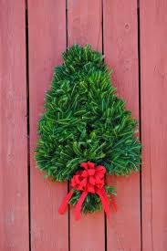 tree wreath wholesale real wreaths