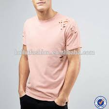 light pink t shirt mens latest shirt designs for men 2016 light pink short sleeve distressed