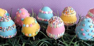 easter cakepops easter egg cake pops melodía