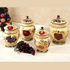 themed kitchen canisters apple kitchen accessories apple ceramic decorative kitchen