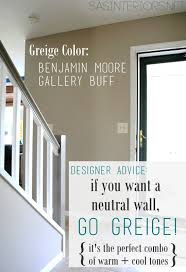 designer advice if you want a neutral wall color go with greige