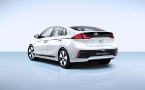 Combining The Best Of Both Worlds Ioniq Plug In Hybrid At The