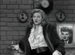 lucy fakes illness i love lucy lucille ball