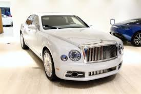 bentley mulsanne white interior 2017 bentley mulsanne stock p002970 for sale near vienna va